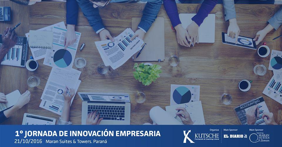 1º Jornada de Innovación Empresaria