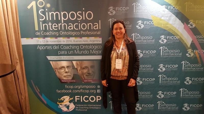 1º Simposio Internacional de Coaching Ontológico Profesional.