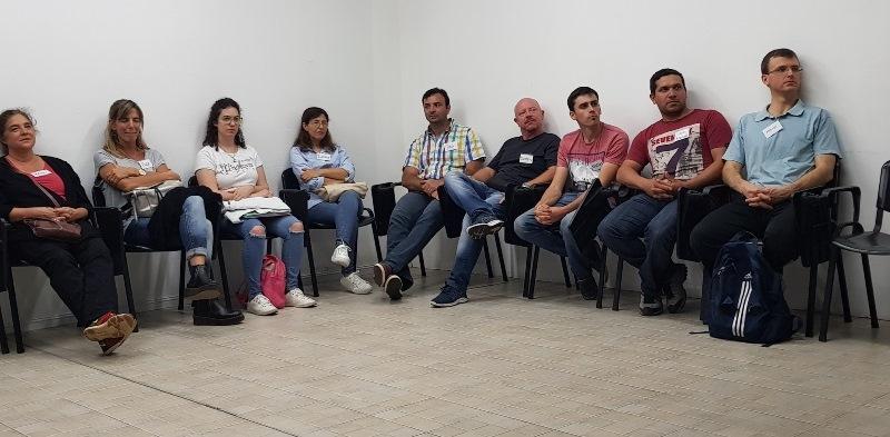 Post training del Entrenamiento en Liderazgo Personal.